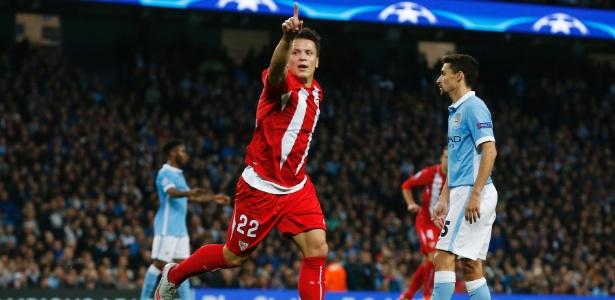 Konoplyanka fez primeira temporada irregular com a camisa do Sevilla