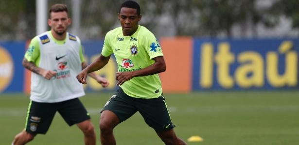 Titular da seleção brasileira, Elias deve recusar oferta do futebol chinês - André Mourão / MoWA Press