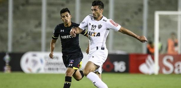 Dátolo jogou apenas 17 das 54 partidas do Atlético-MG na temporada 2016