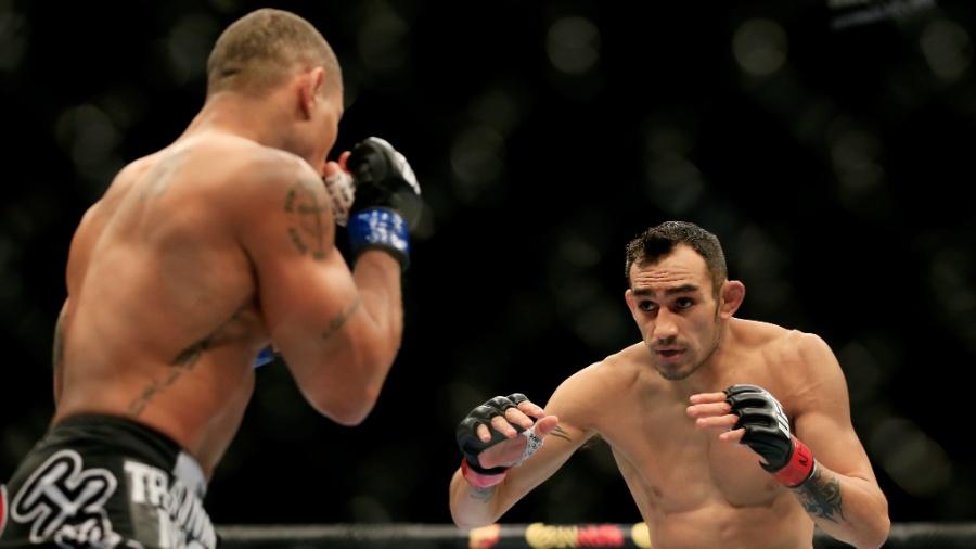 Tony Ferguson está bem cotado na divisão dos leves do UFC - Alex Trautwig/Getty Images