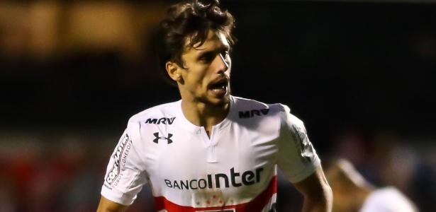 Rodrigo Caio está em alta no mercado internacional, mas SP fará jogo duro para vendê-lo