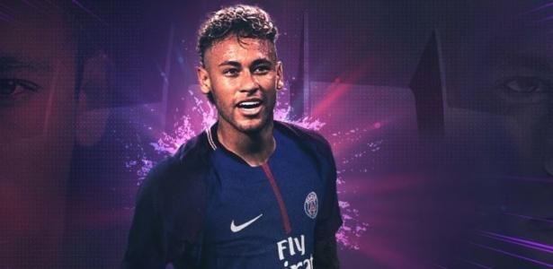 Negociação de Neymar com o PSG causou rebuliço nas redes sociais - Divulgação