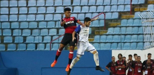 Flamengo e Aimoré ficaram no empate em 1 a 1 pela Copinha
