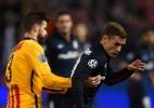 Como anúncio da permanência de Griezmann fez Piqué virar centro de polêmica - Mike Hewitt/Getty Images