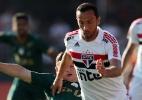 São Paulo vacila, sofre empate do América-MG e vê liderança sob ameaça - REUTERS/Paulo Whitaker