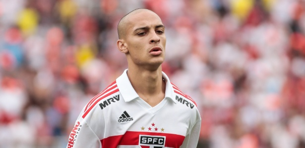 Antony marcou o segundo gol do São Paulo - Marcello Zambrana/AGIF