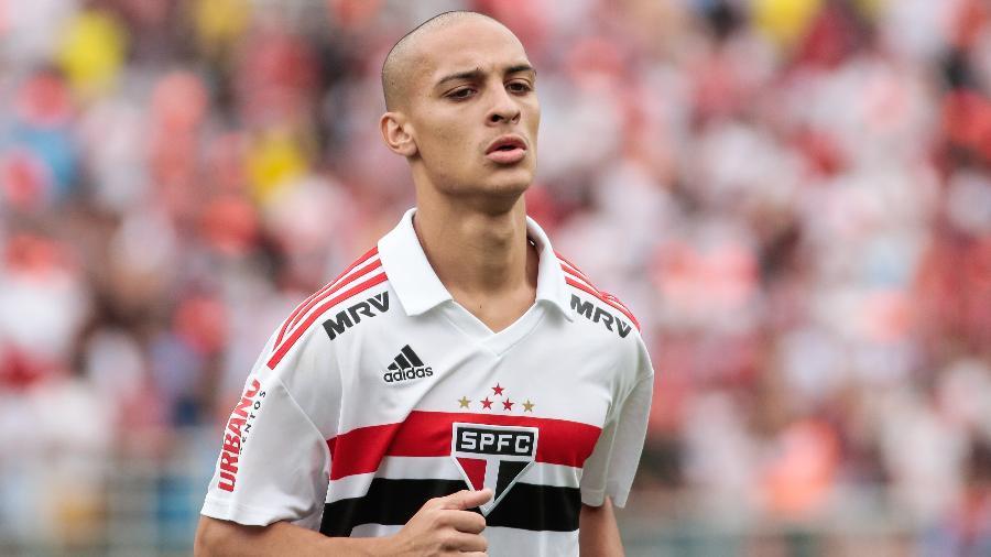 Antony, 18 anos, será titular do São Paulo contra a Ponte Preta - Marcello Zambrana/AGIF