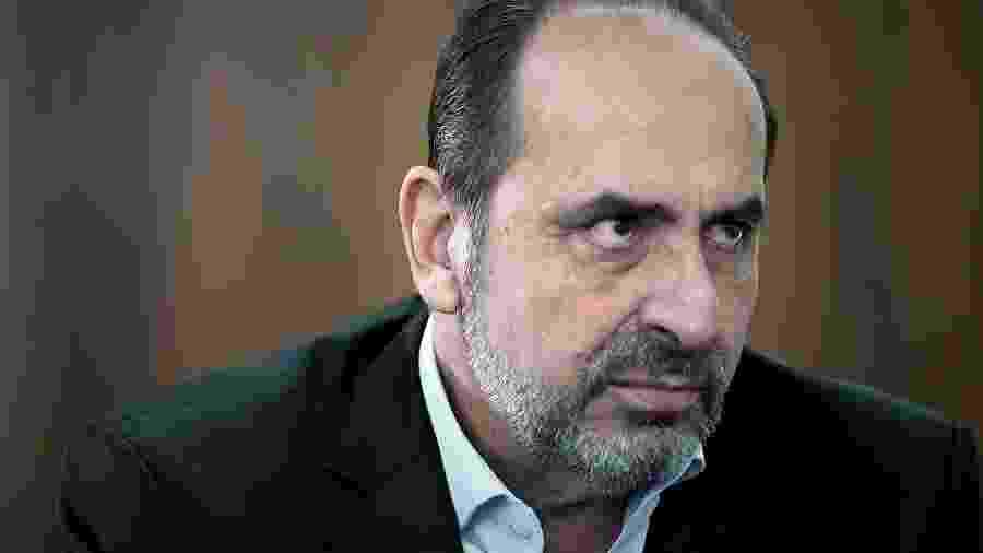 Alexandre Kalil, prefeito de Belo Horizonte, se ausentou de reunião do Conselho Deliberativo como protesto - Samerson Gonçalves/UOL