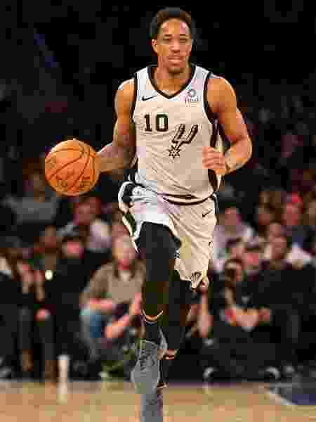 DeMar DeRozan (San Antonio Spurs) - Brad Penner-USA TODAY Sports - Brad Penner-USA TODAY Sports