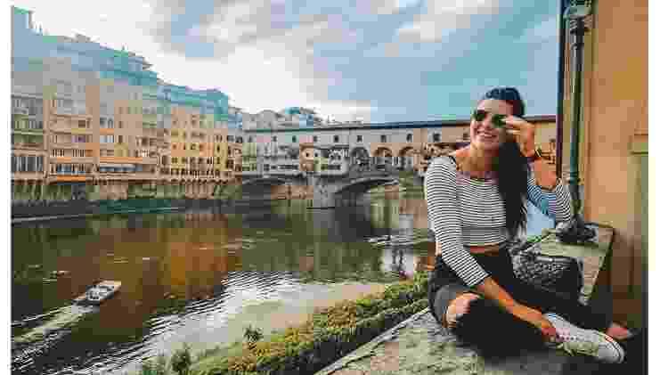 Rosamaria deixou a Itália por causa da pandemia - Reprodução/Instagram