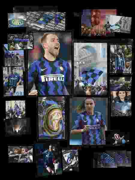 Camisa Inter de Milão - FC Internazionale/Divulgação - FC Internazionale/Divulgação