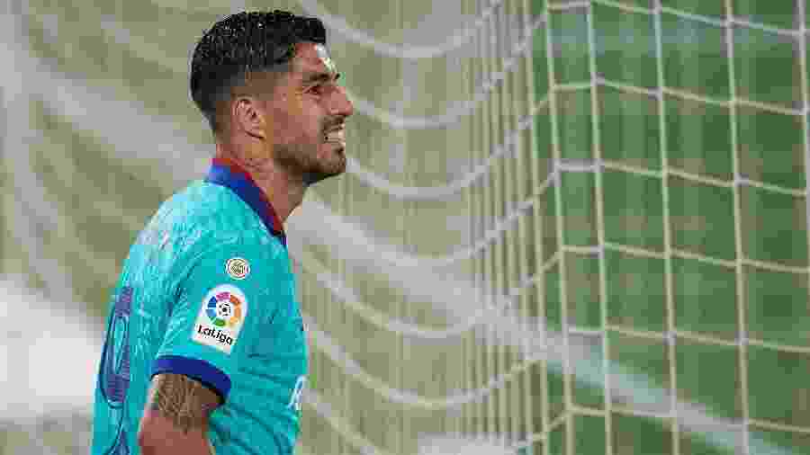 Luis Suárez tem futuro indefinido no Barcelona - Jose Breton/Pics Action/NurPhoto via Getty Images