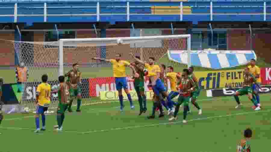 Time de Florianópolis vem de quatro jogos sem vencer na Série B do Brasileiro - Frederico Tadeu/Avaí FC
