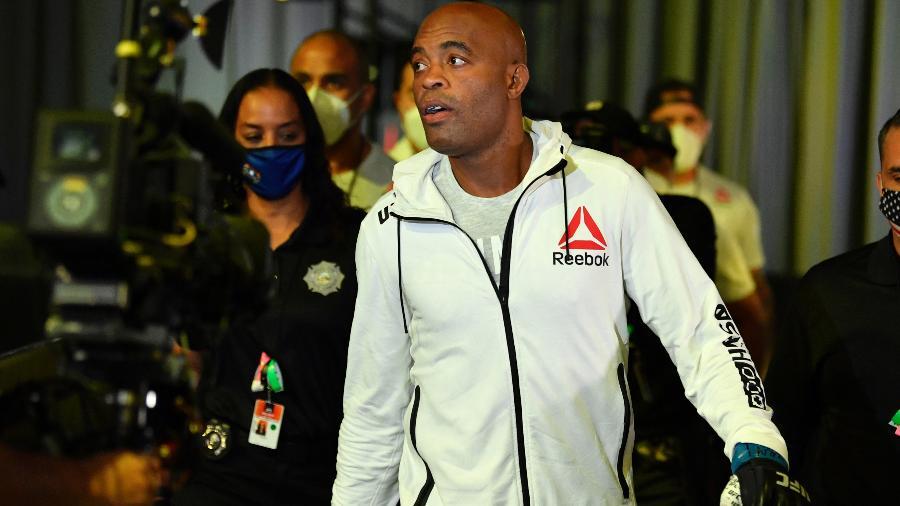 Anderson Silva já tem luta marcada para o boxe - Jeff Bottari/Getty Images