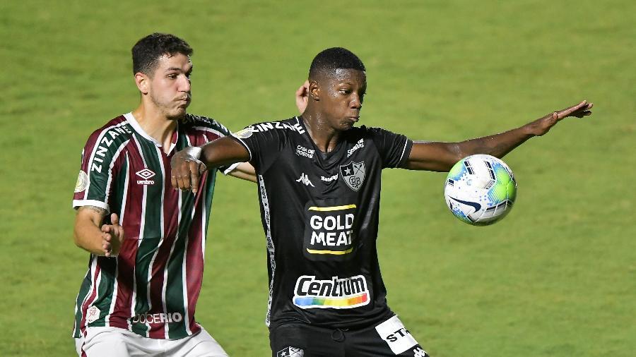 Fluminense e Botafogo se enfrentam na 10ª rodada do Campeonato Carioca - Thiago Ribeiro/AGIF