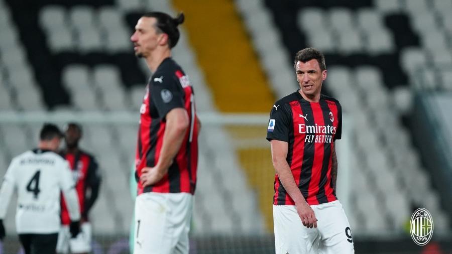 Milan perde para o Spezia e vê liderança do Italiano ameaçada - Reprodução/Twitter