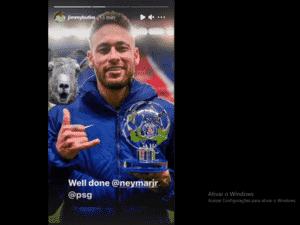 Jimmy Butler dá parabéns para Neymar - Reprodução web - Reprodução web