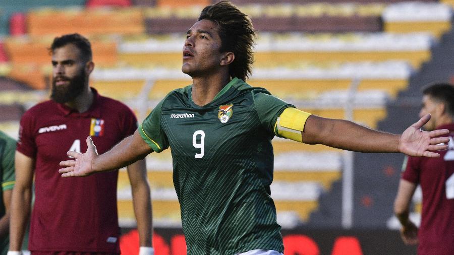 Marcelo Moreno criticou a realização da Copa América - AIZAR RALDES/AFP