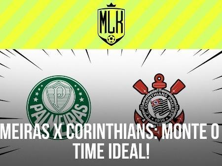 Palmeiras X Corinthians Equipes Duelam Pelo Campeonato Brasileiro