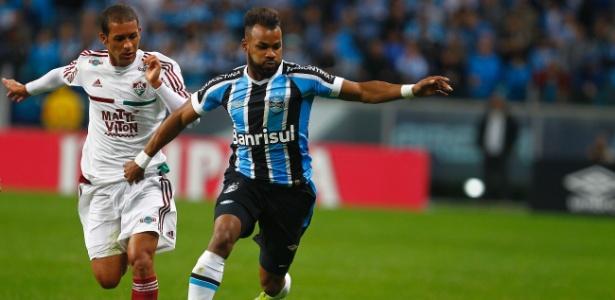 Fernandinho ficará no Grêmio - LUCAS UEBEL/GREMIO FBPA