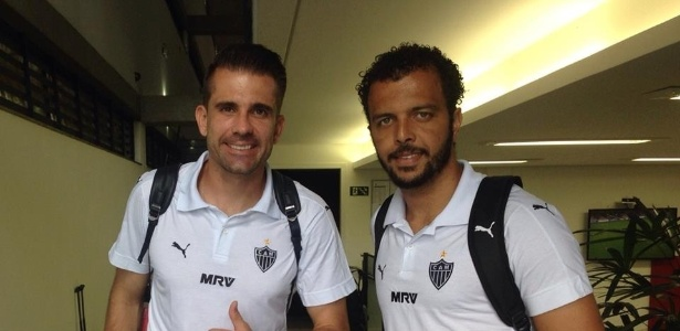 Com o titular Victor vetado pelo departamento médico, Giovanni assume a meta do Atlético-MG - Atlético-MG/Divulgação