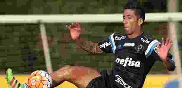 Barrios ficou fora da lista dos relacionados para o jogo de sábado - Cesar Greco/Ag Palmeiras