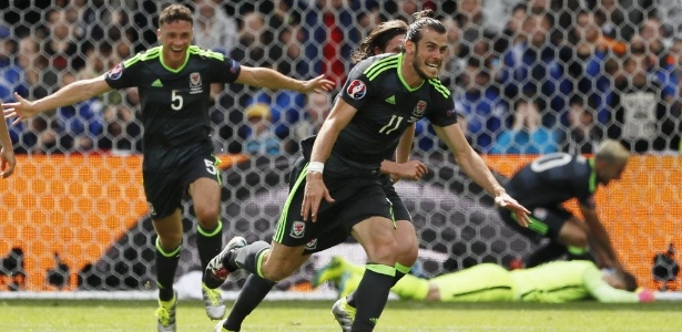 Bale já marcou dois gols na Eurocopa da França