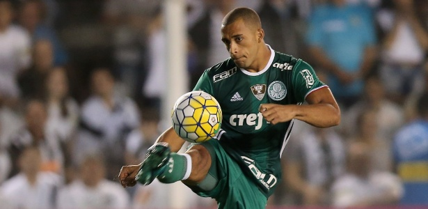 Vitor Hugo atuou em 32 dos 34 jogos do Palmeiras no Campeonato Brasileiro