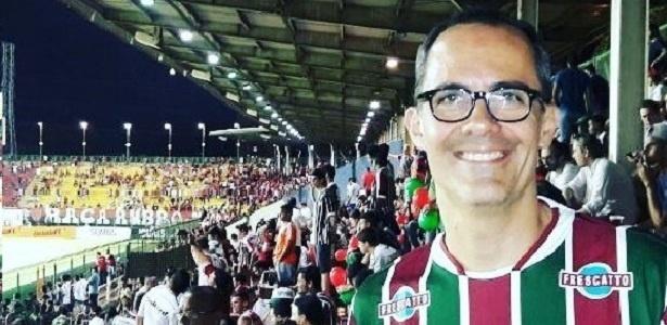 Pedro Abad, presidente do Flu, tem estádio como prioridade número 1 de seu mandato