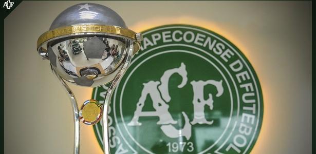 Campeão da Sul-Americana (foto), Chapecoense disputará a Recopa na temporada 2017