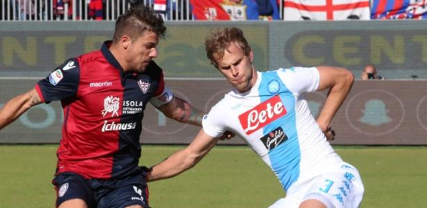 Strinic lembrou da eliminação do Napoli para o Real na década de 1980