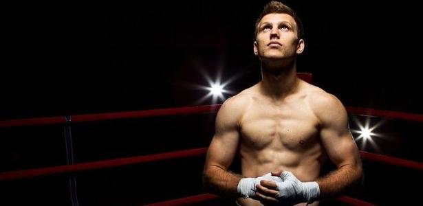 Horn em 2012, quando disputou a Olimpíada de Londres; atleta fez renascer interesse australiano pelo boxe