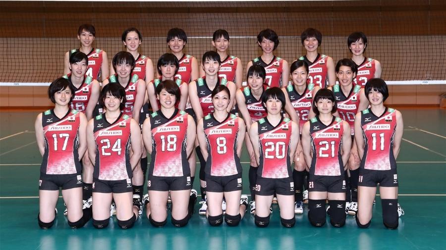 Seleção japonesa feminina de vôlei tem robôs ajudando seus treinos - Divulgação/FIVB