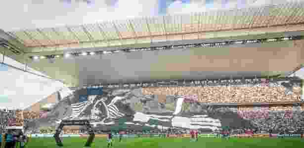 379a6c8612 Corinthians confirma novo acordo e volta a pagar Arena após 1 ano e meio