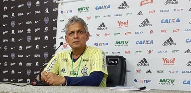 Técnico do Flamengo, Reinaldo Rueda tem proposta da seleção do Chile