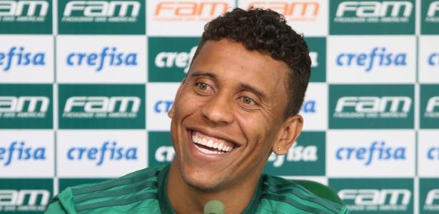 Marcos Rocha é um dos destaques do Palmeiras na temporada