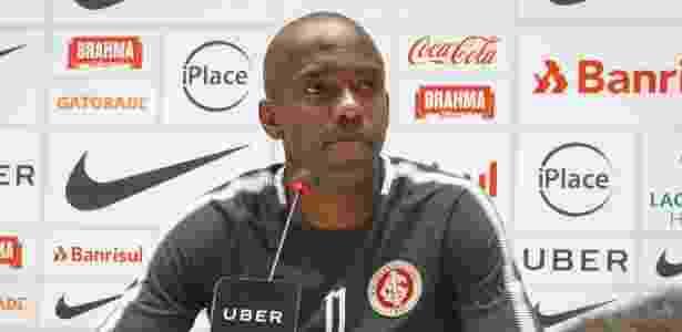 Fabinho deixa o Internacional até o fim do contrato, e foi jogar no Ceará - Marinho Saldanha/UOL