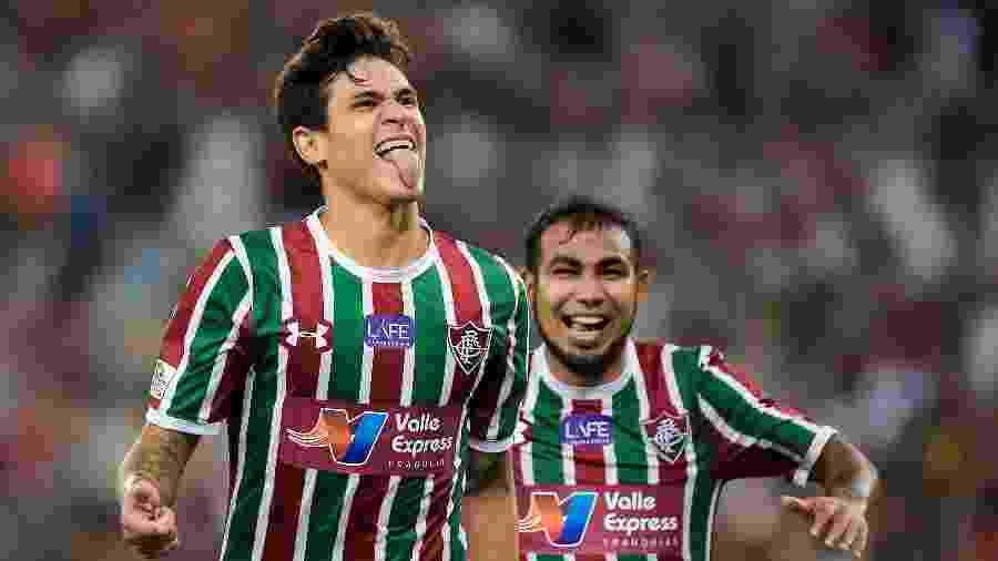 Pedro segue na mira do clube mexicano - Thiago Ribeiro/AGIF