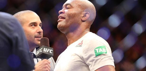 UFC 234   Anderson Silva é reverenciado apesar de derrota e mantém prestígio em alta