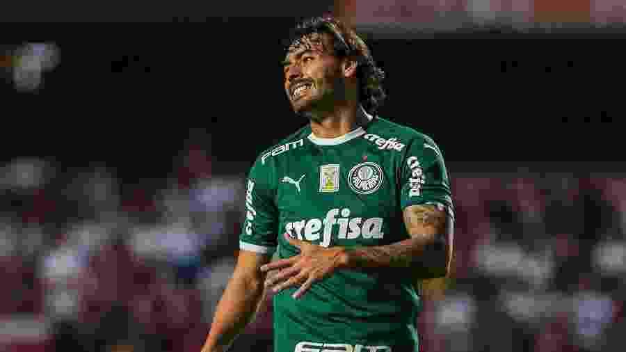 Ricardo Goulart teve início avassalador no Palmeiras, mas oscilou depois - Ale Cabral/AGIF