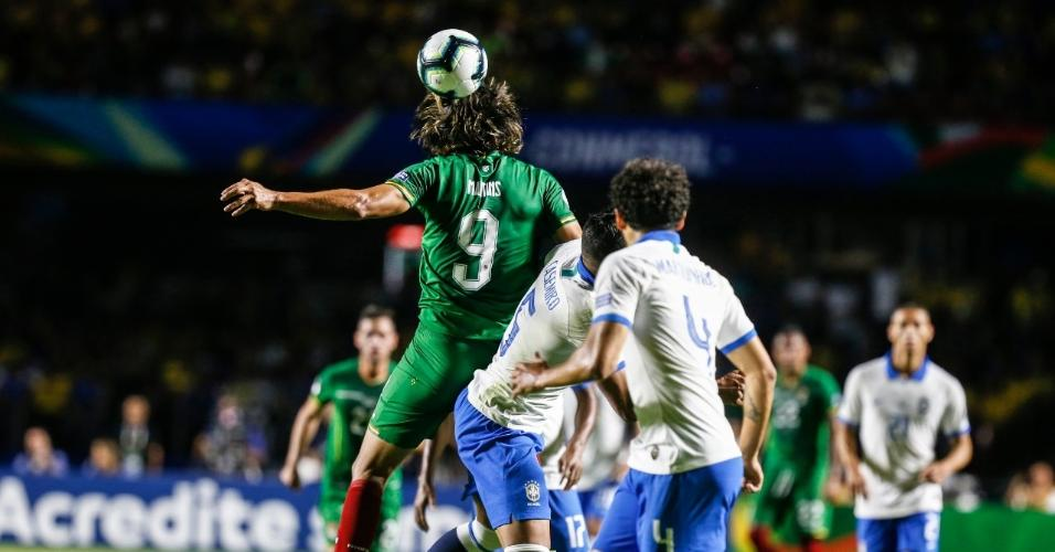 Brasil x Bolívia na Copa América