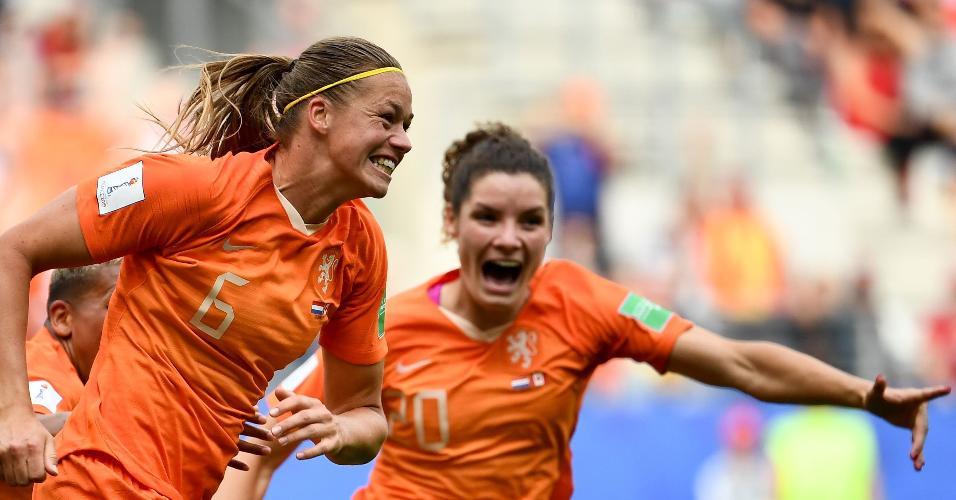 Holanda comemora Dekker Canadá