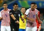 Gols anulados por VAR levam quartas de final da Copa América aos pênaltis - Lucas Uebel/Getty Images