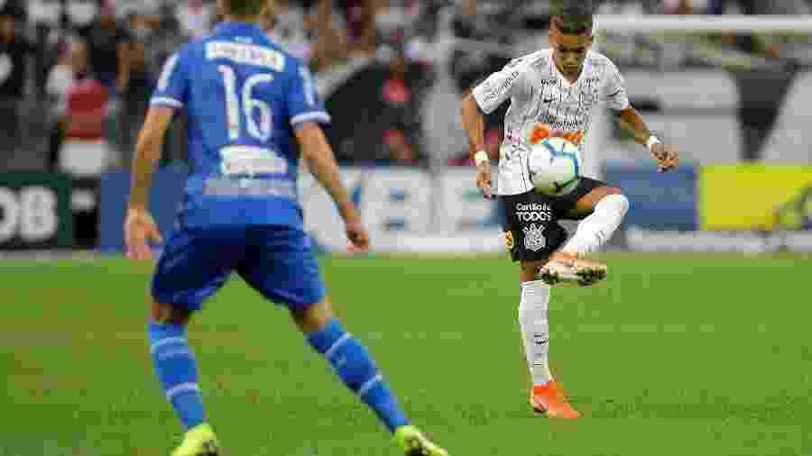 Críticas aconteceram após a derrota do CSA para o Corinthians - Daniel Vorley/AGIF