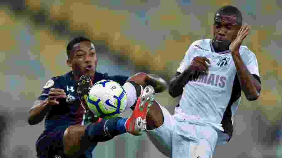 Ceará e Fluminense voltam a se enfrentar no Campeonato Brasileiro - Thiago Ribeiro/AGIF
