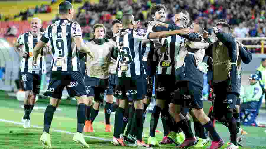 Atlético-MG busca virada sobre o Colón após derrota no jogo de ida da semifinal da Sul-Americana 2019 - Bruno Cantini/Divulgação/Atlético-MG