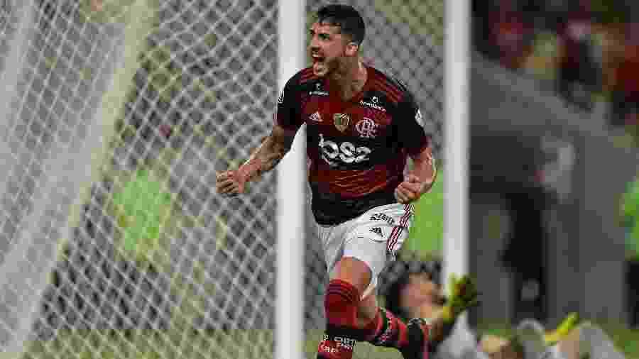 Gustavo Henrique foi um dos reforços do Flamengo para a atual temporada - Thiago Ribeiro/AGIF