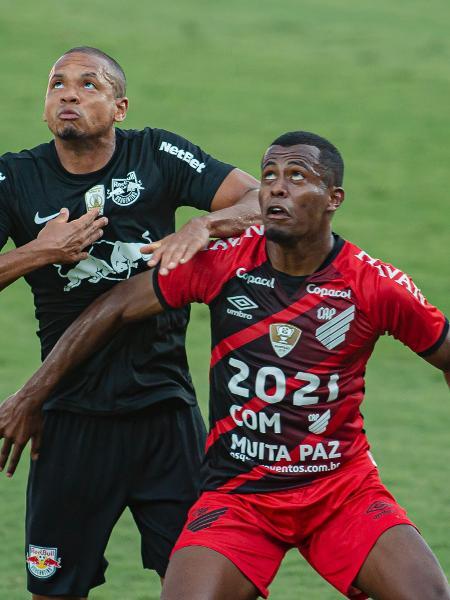 Bragantino e Athletico-PR se enfrentam no Nabi Abi Chedid em jogo do Brasileirão de 2020 - Diogo Reis/AGIF