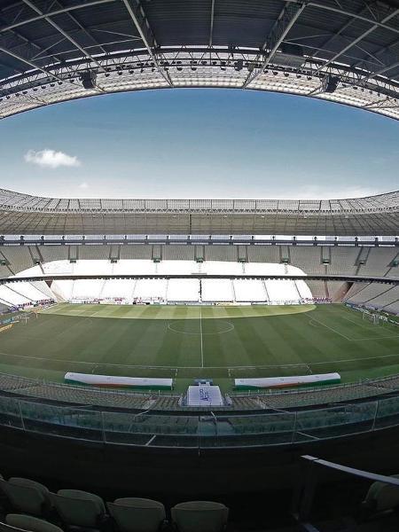 Castelão receberá os dois jogos da semifinal da Copa do Nordeste - Rafael Ribeiro/Vasco