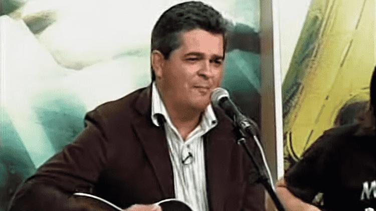 Ney Franco cara Na Beira do Caos durante programa Bem, Amigos, do SporTV - Reprodução/SporTV - Reprodução/SporTV